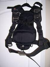 Dive Rite Transpac Harness black L