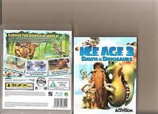 ICE Age 3 Amanecer de dinosaurios PLAYSTATION 3 PS3