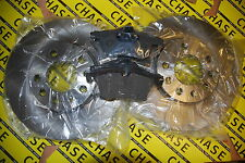 Vauxhall Astra MkIV With ABS,  Zafira MK1 280mm 5 Stud Discs And Pads