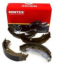 MINTEX REAR AXLE BRAKE SHOES SET FOR CADILLAC FIAT MFR515 (REAL IMAGE OF PART)