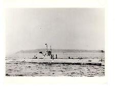 USS L10 SS50 Submarine Photograph 8x10 BW