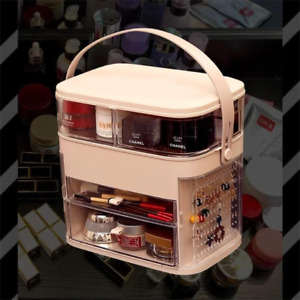 🎉Buy 2 Save 10% off!LED light makeup storage box&mirror