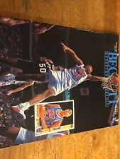 Beckett Basketball Card Monthly Price Guide December 1991 Derrick Coleman #17