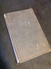 Contagious Diseases of Swine & Other Domesticated Animals 1880 Us Dept Report