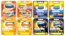 Gillette Fusion Proglide Barberblade 8er Pack