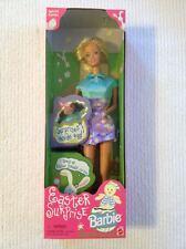 Easter Surprise Barbie 20542 Special Edition Mattel 1998 Blonde