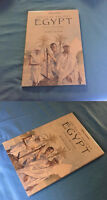 Voices of Ancient Egypt Kay Winters Poetry & Paper Signed by Barry Moser