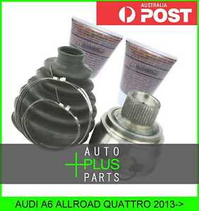 Fits AUDI A6 ALLROAD QUATTRO Outer Cv Joint