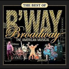 1 CENT CD VA The Best Of Broadway: The American Musical [SOUNDTRACK]