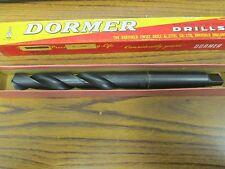 "DORMER Sheffield Twist Drill 29/32"" HSS #3  Shank Drill"