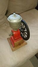Elma Coffee Grinder, vintage, hand operated, original and unrestored. Good cond.