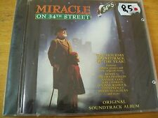 MIRACLE ON 34th STREET   O.S.T. CD SIGILLATO ELVIS ARETHA KENNY G