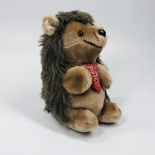 "RARE 1984 Avon Herbert The Hedgehog Handpuppet Collectible Plush Toy 9"" (YY)"