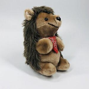 "RARE 1984 Avon Herbert The Hedgehog Handpuppet Collectible Plush Toy 9"" (YY)"
