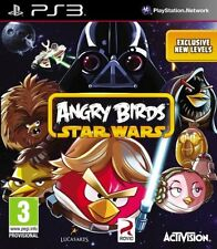 PS3 GAME ANGRY BIRDS STAR WARS NEW