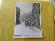 Tour de France - Col du pas de la Faye - Maye Hendrickx Heymann