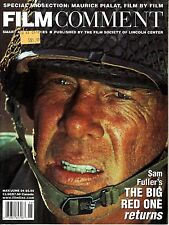 Film Comment Magazine May/June 2004 Maurice Pialat Mike Hodges Peter Watkins