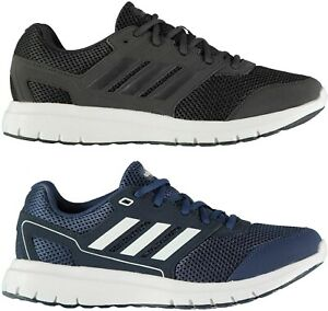 adidas Mens Trainers Duramo Lite 2.0 Carbon Shoes Lace Up Sport Gym Running Navy