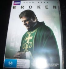 Broken (Sean Bean) BBC DVD (Australia Region 4) DVD – Like New