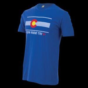 Pearl Izumi T-Shirt Colorado State XL New