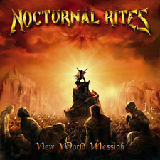 Nocturnal Rites - New World Messiah [New Vinyl]