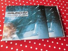 RAUNCHY Confusion Bay CD SLIPCASE EDITION INDUSTRIAL METAL IN FLAMES