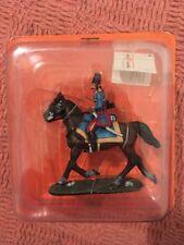 """1781 Yorktown Hussar 3.5"""" Die-cast Figurine by Del Prado Collection"""
