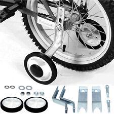 """2x Stützräder 12"""" - 20"""" Kinderfahrrad Stützrad Kinder Fahrrad 12-20 Zoll FZU1111"""