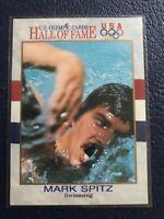 MARK SPITZ~Gold Medalist  1991 Impel U.S. Olympic HOF Card #2