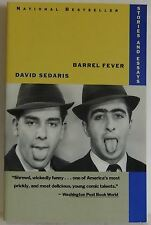 Barrel Fever Short Stories and Essays David Sedaris Paperback Fiction book pb