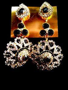 Indian Fashion Jewelry New CZ Party Wear High Quality flower Jumka Earings