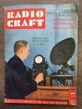 Radio Craft Magazine, Vol XVIII No 6, March 1947 - BL61-115