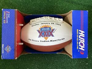 Super Bowl XXIX Ball 1995