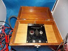 Rare Eberbach & Son Antique Socket Tester? Volt Tester?