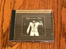 ELVIS  ~ THAT'S THE WAY IT IS MFSL 24 KARAT GOLD CD