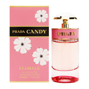 Prada Candy Florale by Prada for Women 1.7 oz EDT Spray Brand New