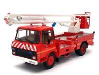Altaya/Ixo 1/43 Scale Diecast FE12 - Berliet KB 770 Fire Truck Engine - Red