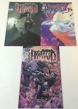 2012 Cover A B C Variant Lot of 3 Different Aspen Wonderland Haunted City #2