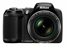 Nikon COOLPIX L340 20.2 MP Digital Camera - Black - Product Is In Incorrect Box