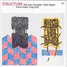 TERRI LYNE CARRINGTON - STRUCTURE   CD NEW+