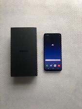 SAMSUNG GALAXY S8 PLUS BLACK UNLOCKED *MOBILE* PHONE ALL NETWORKS