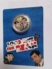 5 $ Dollars Cook Islands 2020 Mr. Bean 1 Unze Silber Farbe PP Proof Nur 3000 St.