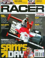 2006 Racer Magazine: Kasey Kahne/Toyota F1/Paul Tracy/Ron Capps/Sam Hornish Jr.