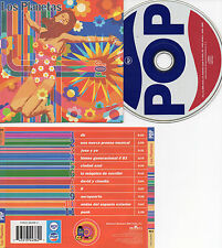 "LOS PLANETAS ""POP"" SPANISH CD / JOTA"