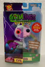 Fingerlings Grimlings Evil GiGi Interactive Toy Girls Unicorn Grin To Grim NEW