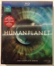 HUMAN PLANET: Complete Series with John Hurt - MINT NEW BLU-RAYS!!