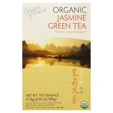 Organic Jasmine Green Tea Prince Of Peace 100 Bag