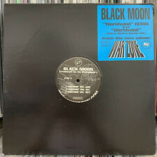 "BLACK MOON - WORLDWIND (+REMIX) (12"") 1999!!!  RARE!!!  DA BEATMINERZ + BUCKSHOT"
