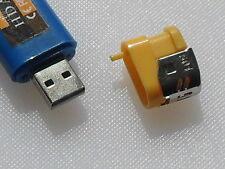 Mini DVR Spy USB Accendino Micro Nascosta Videocamera Registratore PEZZO Cam