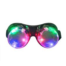 Outdoor Goggles LED Windproof Eyeglasses Flashing Party Favors Glasses